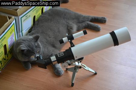 Paddys Telescope